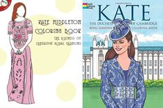 Duchess Kate: Additions to Kate's May Calendar, a Special Anniversary for EACH, Kate Colouring Books & More