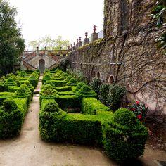 Barcelona - Parque do Labirinto de Horta
