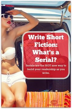 If you're writing short fiction, why not experiment with serial publication? You can write, and publish, and build a readership quickly. *