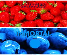 SAVAGES & IMMORTAL