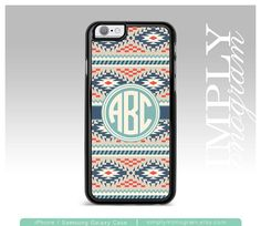 Hey, I found this really awesome Etsy listing at https://www.etsy.com/listing/106512306/monogram-iphone-6-case-iphone-6-plus