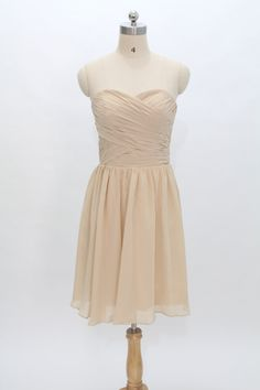 Short bridesmaid dress  short party dress / junior by dressestime, $89.99 Vestidos de fiesta cortos