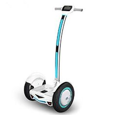 What amazing and cool stuff it is, the latest Airwheel self-balancing electric bicycle, your perfect transportation partner.It is on sale on AMAZON