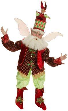 Christmas Present Fairy