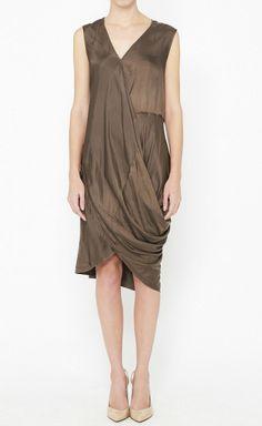 Criss-Cross Dress.