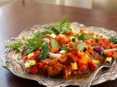 raw vegan ratatouille provencal #organic #rawvegan