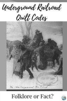 This social studies lesson allows students to analyze quotes from  Underground Railroad experts, Civil War historians and quilt historian to determine if codes of symbols existed in quilts during the Underground Railroad.  Students will sort these excerpts into categories of codes were fact or  fiction.  After sorting, students must analyze the evidence before determining whether they feel the codes were fact or fiction.