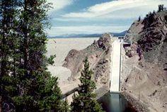 Photo of Granby Dam