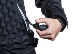 Hot Flash or Cold Chill?: High-Tech Jackets Adjust To Temperatures  ... see more at InventorSpot.com