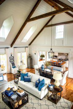 Cozy cottage design