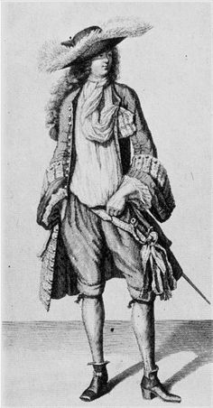 Image result for 17th century men fashion