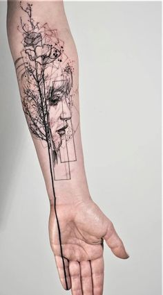 24 Creative Arm Tattoo Designs For Men That All Women Love. A simple linework or geometric design is more than enough to create something unique! Tribal Tattoos For Men, Cool Arm Tattoos, Full Sleeve Tattoos, Head Tattoos, Sleeve Tattoos For Women, Tattoos For Women Small, Finger Tattoos, Tattoos For Guys, Temp Tattoo