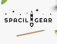 """First public posting of my work on @Behance. """"Spacil Gear logotype and brandstyle"""" http://be.net/gallery/58017589/Spacil-Gear-logotype-and-brandstyle"""