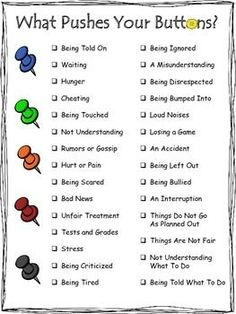 Printables Printable Self Esteem Worksheets fine motor positive things and 8 week challenge on pinterest a helpful tool to early anger management this is preview of my button pusher product that includes activities fun worksheets