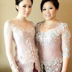 Pastel colors at its best by Javanese Wedding, Indonesian Wedding, Kebaya, Pastel Colors, Pretty Woman, Bride, Lady, Instagram Posts, Inspiration