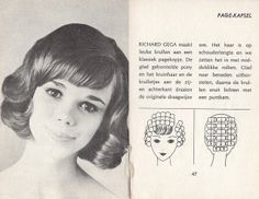 Women Hairstyles For Round Faces coiffure 60025 Vintage Hairstyles Tutorial, Retro Hairstyles, Wedding Hairstyles, Classic Hairstyles, Rockabilly Hair Tutorials, Natural Hair Styles, Short Hair Styles, 1960s Hair, Retro Updo