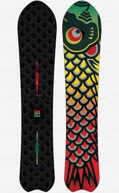 Fish Snowboard | Burton Snowboards