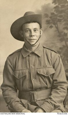 Private William Edward Sing DCM, 31st Battalion, of Clermont, Queensland, who enlisted on 26 October 1914 and returned to Australia on 21 July 1918.