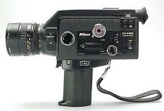 Super 8 Camera - my fave posession