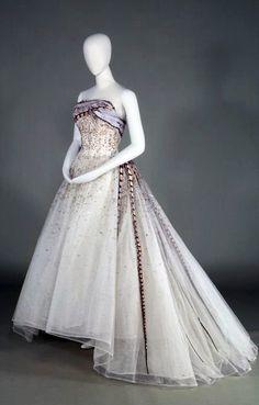 1961 Ball Gown by Pierre Balmain