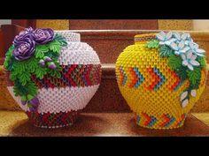 3D Origami Owl Tutorial | DIY Paper Owl Home Decor - YouTube