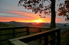 Black Rock Mountain State Park, GA... this would be less of a trek for Avica and I