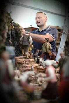 Casagiove, Sabino Di Nuzzo è il vincitore del primo concorso di arte presepiale a cura di Enzo Santoro - http://www.vivicasagiove.it/notizie/casagiove-sabino-di-nuzzo-e-il-vincitore-del-primo-concorso-di-arte-presepiale/