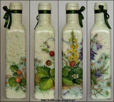 декупаж бутылок для кухни: 17 тыс изображений найдено в Яндекс.Картинках
