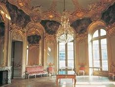 Hotel de Soubise - Paris - Museum of the History of France French Salon, Royal Residence, Paris, 18th Century, Art History, Valance Curtains, Interior Decorating, Fair Grounds, Museum
