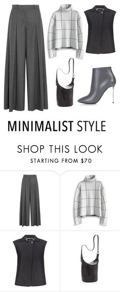 """""""Sin título #404"""" by c4p3ruc1t4 ❤ liked on Polyvore featuring J.Crew, Chicwish, Jaeger, Botkier and Balenciaga"""