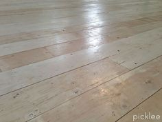 DOING THIS!!! SPRING PROJECT FOR JORDAN & RANDY: MAIN FLOOR & UPSTAIRS. SO EXCITED!  plywood_ floor_white_wood_farmhouse_floor