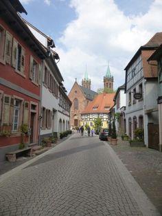 Ladenburg in Baden-Württemberg