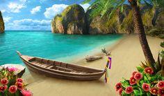 Gardens of Time   Phi Phi Island