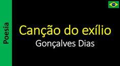 Gonçalves Dias - Canção do exílio - Poesia