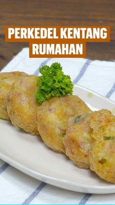 Simply Recipes, Indonesian Food, Food Menu, Diy Food, Food Photo, Asian Recipes, Food Videos, Good Food, Food And Drink