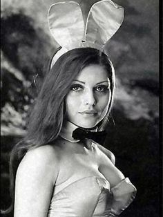 Debbie Harry (Blondie) worked her bunny ears at New York City's Playboy Club from 1968 to '73. ☀
