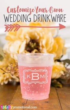 Customize your own #wedding drinkware with us by adding your wedding info on any of our cups! Wedding drinkware is a funcational favor to serve drinks at your wedding, and guests can take them home to use again and again in remembrance of your wedding! We offer a variety of styles, colors & sizes to compliment any wedding! Use coupon code PINNER10 and receive 10% off your drinkware order! Sale applies to piece price only, not valid with other coupon codes and expires April 4, 2017!