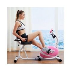 Fitness-Exercise-Bike-Magnetic-Recumbent-Bikes-Gym-Equipment-Cardio-Work-Out