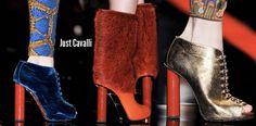 Just Cavalli @ Milan Fashion Week 2013 #theeshoecloset