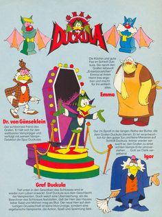 Memoires of a Vampire Duck: June 2006