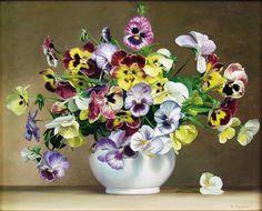 Gallery.ru / Фото #45 - Цветы и букеты 101 (фиалки, анютины глазки) - shennon