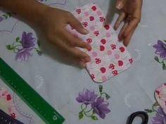 Carteira Magica - Cartonagem - Virtuosa Artesanato - YouTube