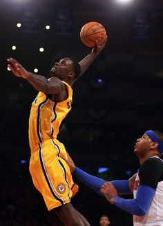 Eastern Conference Semifinals: Game 1 | (3) Indiana #Pacers over (2) New York #Knicks 102-95. Indiana leads series 1-0.