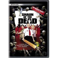 Shaun of the Dead, a homage/parody of the George Romero zombie films. Some unnecessary gore in one scene where a guy gets ripped apart, but otherwise very well done.