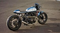 Marcus Walz Yamaha XV950 ~ Return of the Cafe Racers