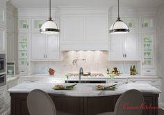 #customkitchen #framedkitchen #whitekitchen #luxurykitchen Kitchen Island, Kitchen Cabinets, Hood Fan, Kitchens, Cover, Home Decor, Island Kitchen, Decoration Home, Room Decor