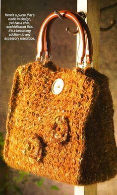 Crochet pattern, via Etsy.