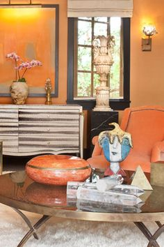 Funky Home Decor, Kelly Wearstler, Architectural Digest, Vibrant, Branding, Interiors, Boutique, Lifestyle, Architecture