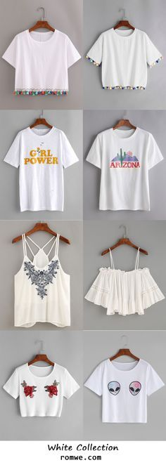 This specific cute tshirts for teens Summer Outfits for Tshirt Design Ideas seems completely wonderful, need to remember this when I've a bit of cash saved. Outfits For Teens, Trendy Outfits, Cool Outfits, Teen Fashion, Fashion Outfits, Womens Fashion, Fashion Trends, Simple Shirts, Cute Shirts