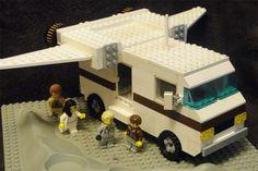 Spaceballs in Legos!